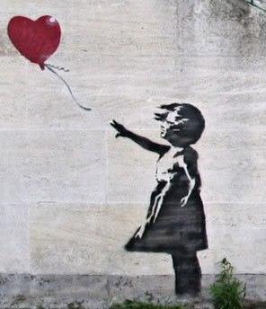 Banksy 'WOWS@ Artroom work!