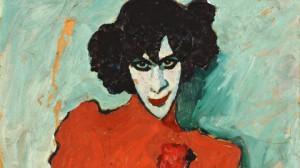 Day 15: Portrait of the Dancer - Alexej von Jawlensky 1909