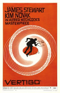 Day 11: Vertigo poster - Saul Bass 1958