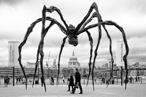 Day 4: Maman - Louise Bourgeois 1999