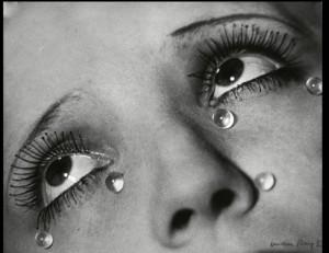 Day 2: Tears - May Ray 1930-32