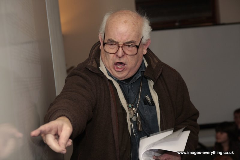 Ralph Steadman's visit a HUGE success!