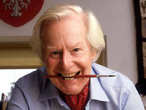 Day 19: Saint Tony Hart - the Godfather