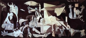Day 23: Guernica - Pablo Picasso 1937
