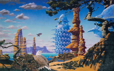 Roger Dean to visit Artroom!