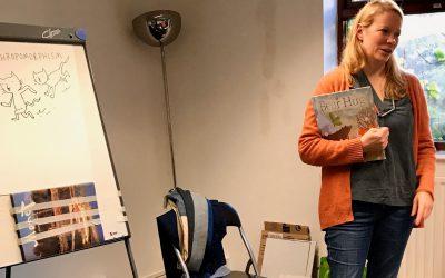 Katharine McEwen visits Artroom!